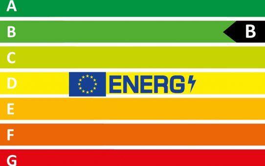 Energetické štítky po novom